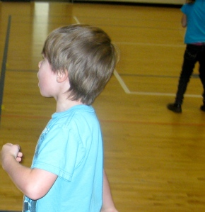 Integration of literacy in physical education