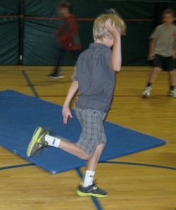 Expected Student Outcomes in Physical Education