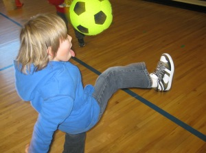 Love of physical education leads to active adults